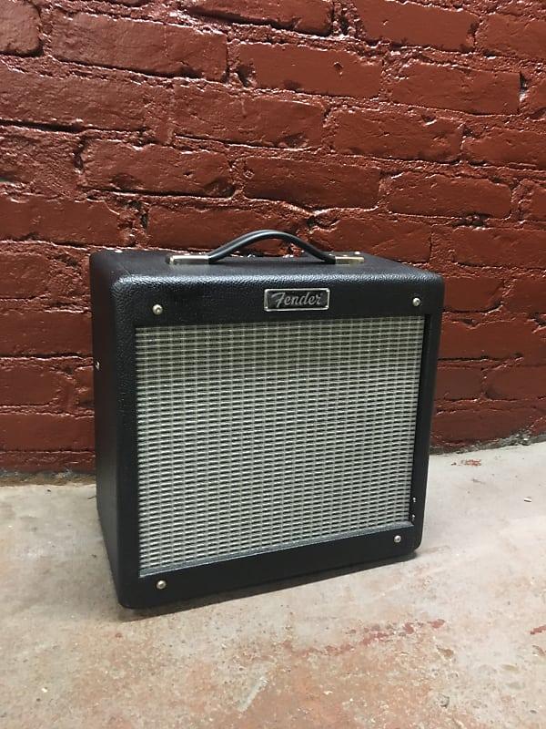 good used 2007 model fender pro junior guitar amplifier reverb. Black Bedroom Furniture Sets. Home Design Ideas