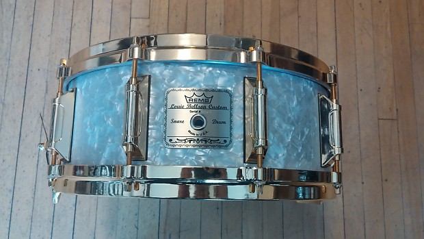 remo louie bellson snare drum limited edition reverb. Black Bedroom Furniture Sets. Home Design Ideas