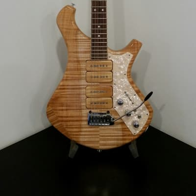 Bright Guitars Sabertooth™ 2015 Natural Flame for sale
