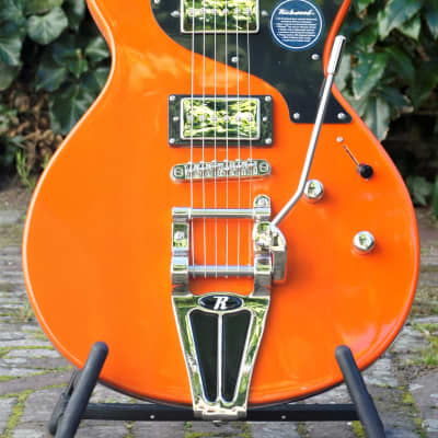 Richwood Retro Special Tremola - Tennessee Orange for sale