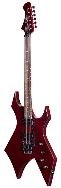 bc rich warlock electric guitar floyd rose special tremolo reverb. Black Bedroom Furniture Sets. Home Design Ideas