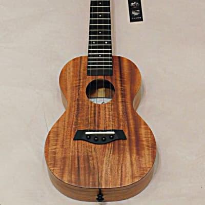 Twisted Wood  KO-1000C All Solid Koa Wood Concert Ukulele with Gig Bag 2020 Natural