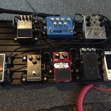 Aclam Guitars Smart Track S2 pedalboard 2016 Black