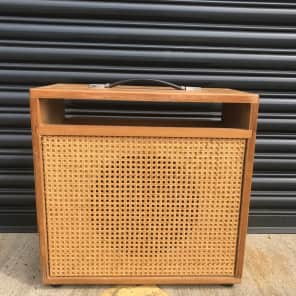 Dumble Overdrive Export Combo Casing , Original  1970s  Natural