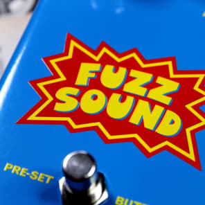 Sola Sound Colorsound Fuzz Sound built by D.A.M. for sale