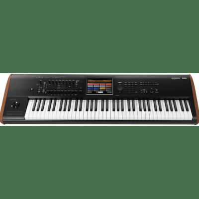 Korg KRONOS 73-Key Digital Workstation Synthesizer