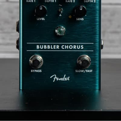 FENDER BUBBLER ANALOG CHORUS for sale