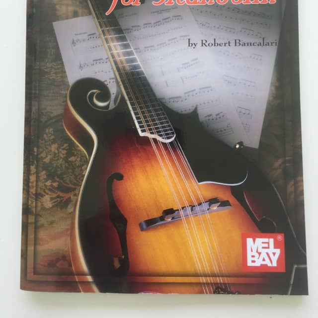 J.S. Bach for Mandolin image