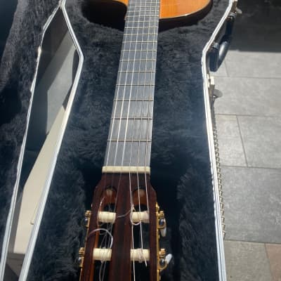 Amalio Burguet  classical guitar for sale