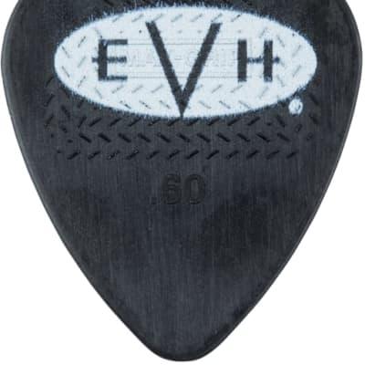 EVH® Signature Picks, Black/White, .60 mm, 6 Count