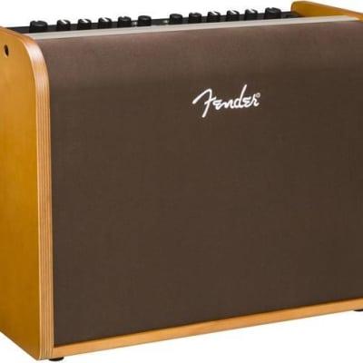 Fender Acoustic 100 1x8 100-Watt Acoustic Guitar Amp Natural Blonde
