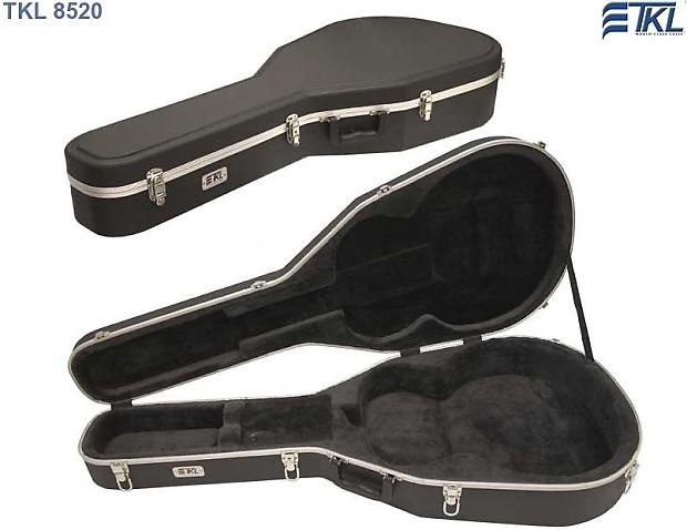 070fd2cff5 TKL 8520 Pro-Form II Jumbo Guitar Case, Free Shipping | Reverb