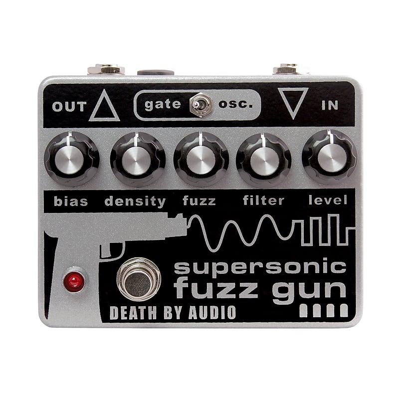 Death By Audio DBA Supersonic Fuzz Gun Effects Pedal