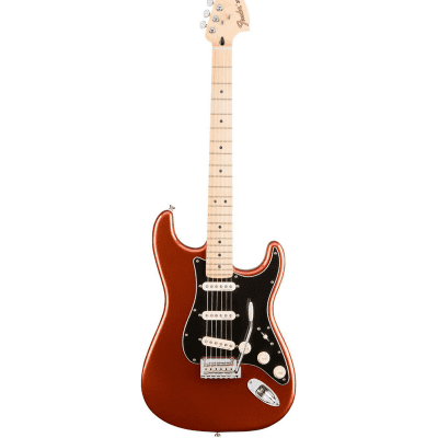 Fender Deluxe Roadhouse Stratocaster Classic Copper for sale