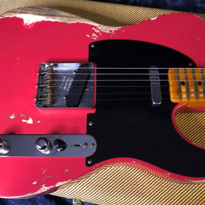 NEW! Fender Custom Shop '51 Reissue NoCaster Relic Modern Specs Handwound Authorized Dealer 6lb 14oz for sale