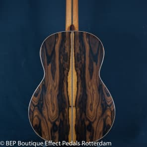 Cashimira 145 Cocobolo 2016 Handmade in Spain by Master Luthier Joan Cashimira for sale