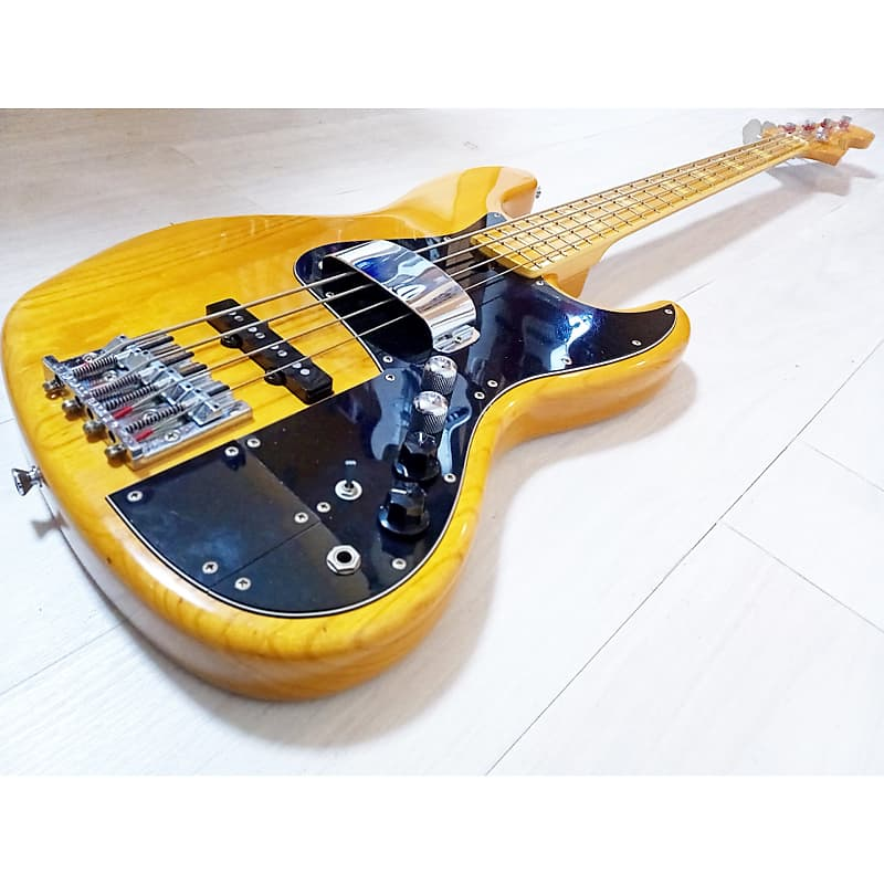 Bacchus BJB77 MM, early 2000s. Rare! Mint. | Bass Japan ...
