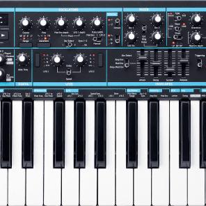 Novation Bass Station II Librarian Software & Firmware Update (includes Artist Producer Soundpack)