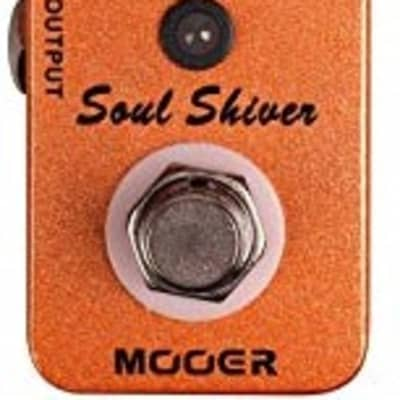Mooer Soul Shiver Modulation Pedal MSS1 for sale