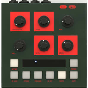 OTO BOUM - Analog Stereo Warming Processor