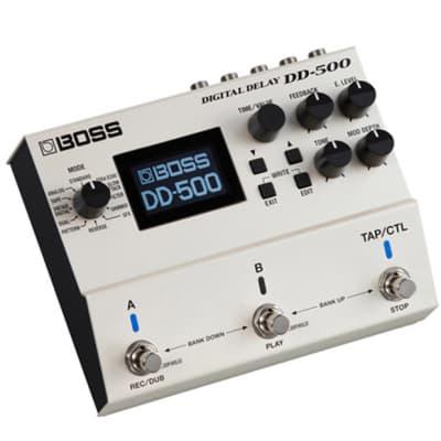 Boss DD-500 Digital Delay - return