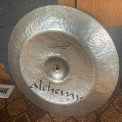 "Istanbul Agop Alchemy professional series  18"" Power China cymbal"