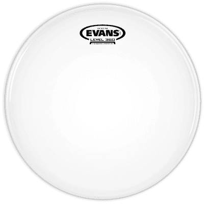 Evans B14GCS Orchestral Coated White Snare Drum Head - 14""