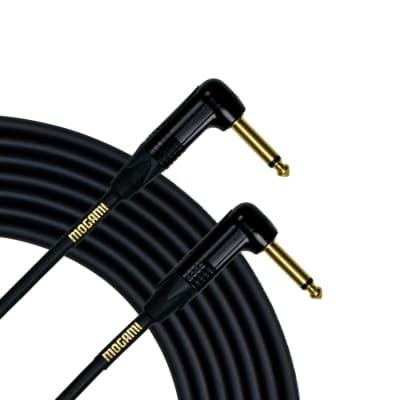 "Mogami Gold Instrument Cable 1.5RR, 1/4"" TS, 1.5' length, RA - RA"