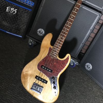 Form Factor Audio FPB4 Bass European Ash Natural P bass for sale