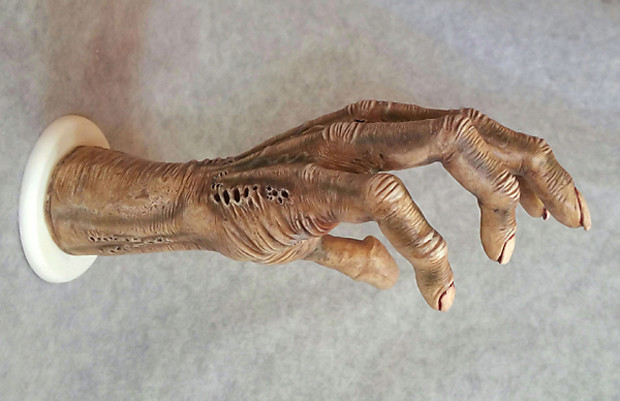zombie hands left - photo #39