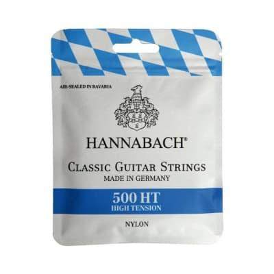 HANNABACH 500HT CORDE CHITARRA CLASSICA for sale