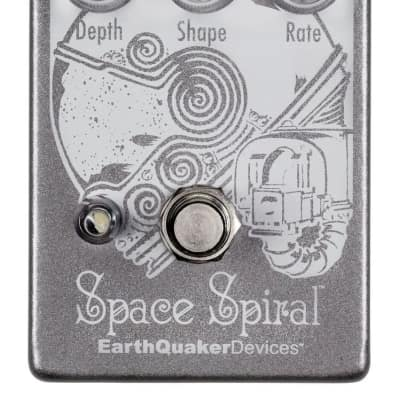 EarthQuaker Devices Space Spiral V2 Modulated Delay Pedal