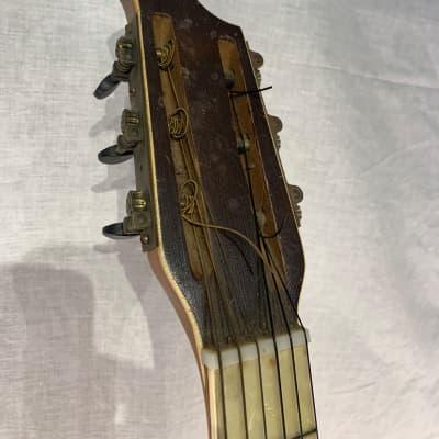Stromberg Stromberg Viocinet Hawiian Theme Parlor Guitar 1920's for sale