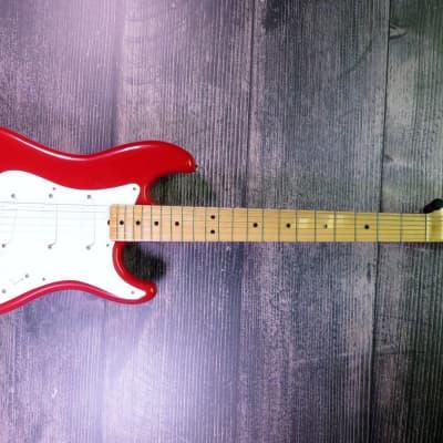 Fender 1981 Bullet S-3 (Red) for sale