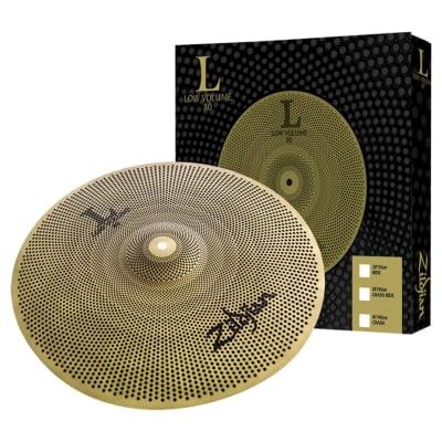 "Zildjian L80 Low Volume 20"" Ride Drum Cymbal"