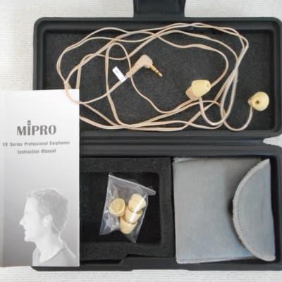 Avlex Mipro E8 Professional In Ear Headphones
