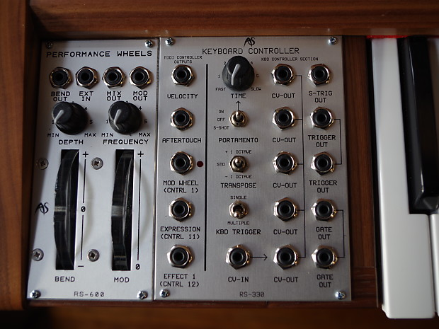 analogue systems demon midi control voltage cv gate trigger