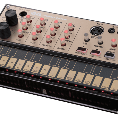 Korg Volca Keys Analogue Loop Synthesizer Synth with Sequencer