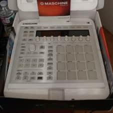 Machine 2.0 MK2 MK2 2015 White/Silver