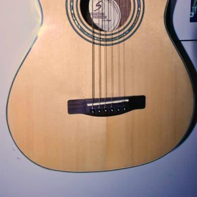 Greg Bennett Tennessee Traveler TT65 Dreadnought Acoustic Guitar by Samick for sale