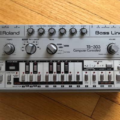 Roland TB-303 + Analogue Solutions mod & serviced + | Reverb
