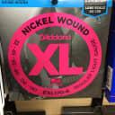 D'Addario EXL170-6 Nickel Wound Long Scale 6-String Bass Guitar Strings, Light Gauge