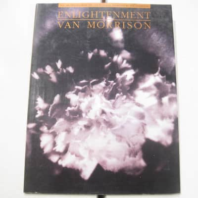 Van Morrison Enlightenment Sheet Music Song Book Songbook Piano Vocal Guitar