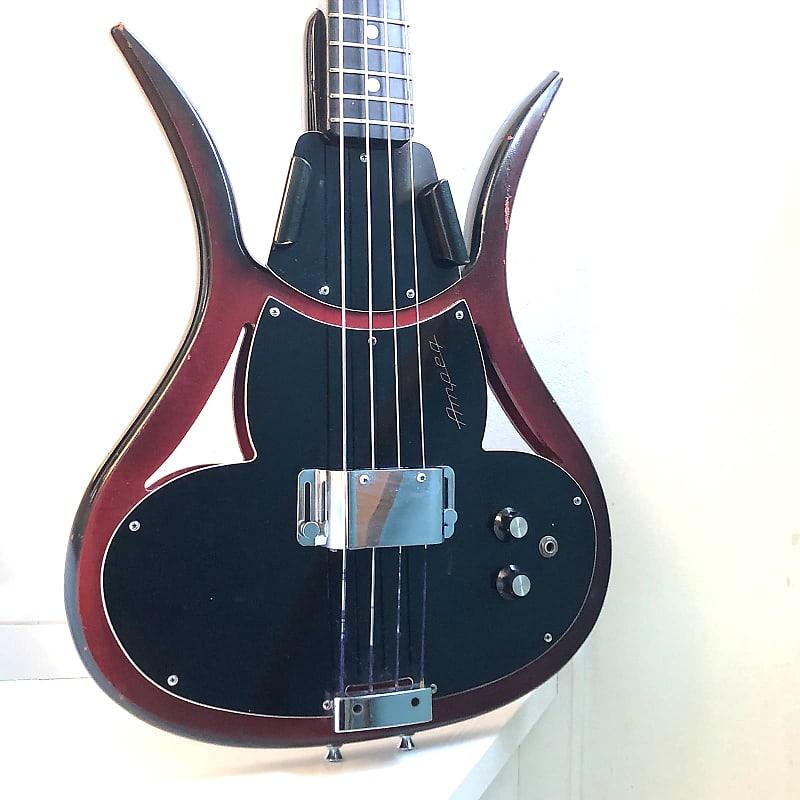 Ampeg ASB-1 Devil Bass Sunburst