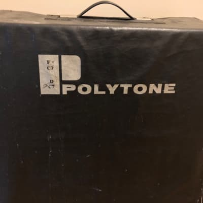 70's Polytone 101 Bass Amp for sale