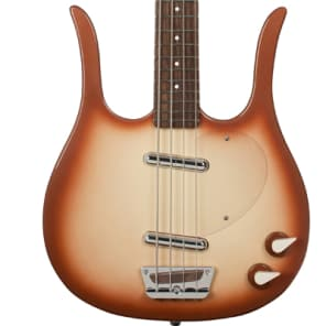 Danelectro Longhorn Bass | Copperburst for sale