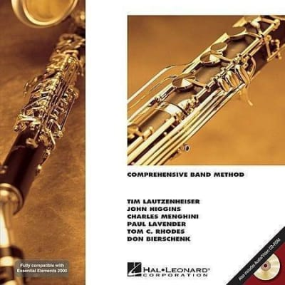 Essential Elements for Band Book 1 with EEi - Alto Clarinet