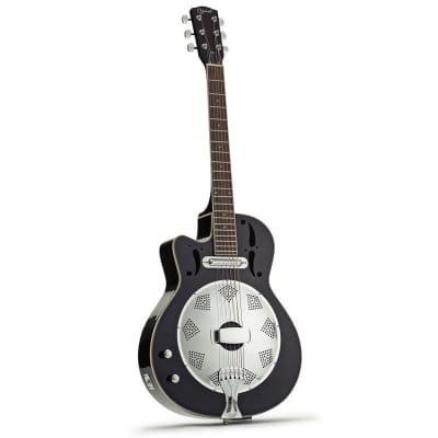 Ozark electro resonator guitar left handed for sale