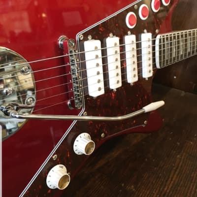 DiPinto Galaxie 4 Safari  2019 Candy Apple Red for sale