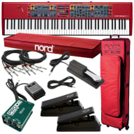 Nord Stage 2 EX 88 Stage Piano STAGE PAK
